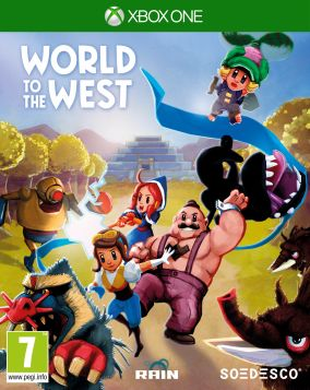 Copertina del gioco World to the West per Xbox One