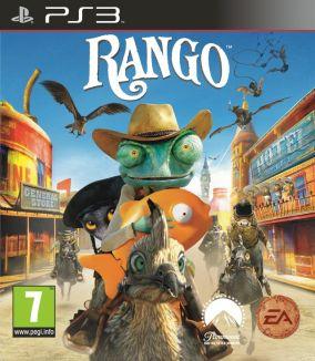 Copertina del gioco Rango per Playstation 3