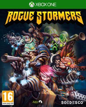 Immagine della copertina del gioco Rogue Stormers per Xbox One