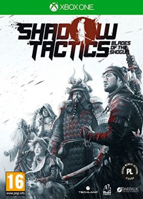 Copertina del gioco Shadow Tactics: Blades of the Shogun per Xbox One