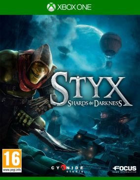 Copertina del gioco Styx : Shards of Darkness per Xbox One