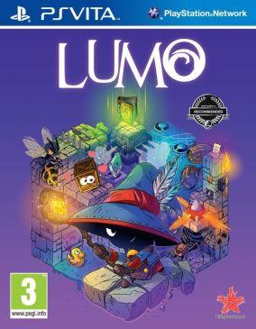 Copertina del gioco LUMO per PSVITA