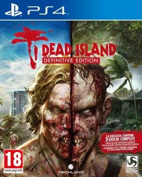 Copertina del gioco Dead Island Definitive Collection per Playstation 4