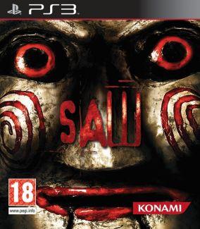 Copertina del gioco SAW per Playstation 3