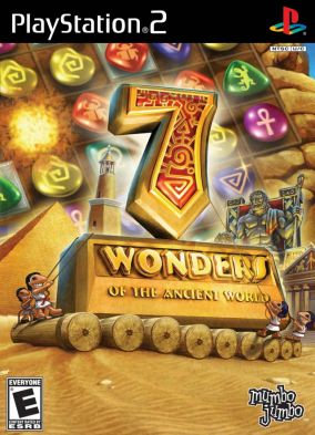 Copertina del gioco 7 Wonders of the Ancient World per Playstation 2