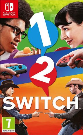 Copertina del gioco 1-2 Switch per Nintendo Switch