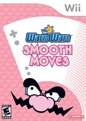 Copertina del gioco WarioWare: Smooth Moves  per Nintendo Wii