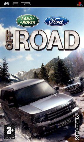 Copertina del gioco Off Road per Playstation PSP