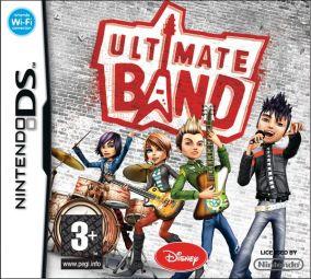Copertina del gioco Ultimate Band per Nintendo DS