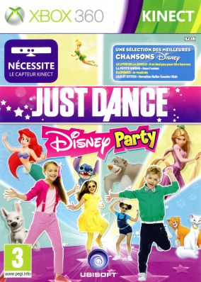 Copertina del gioco Just Dance: Disney Party per Xbox 360
