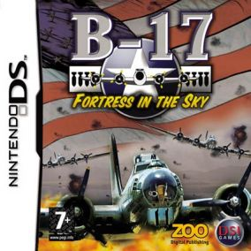 Copertina del gioco B-17 Fortress in the Sky per Nintendo DS