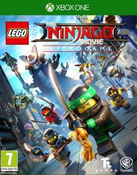 Copertina del gioco LEGO Ninjago Il Film: Video Game per Xbox One