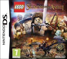 Copertina del gioco LEGO Il Signore degli Anelli per Nintendo DS