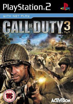 Immagine della copertina del gioco Call of Duty 3 per Playstation 2