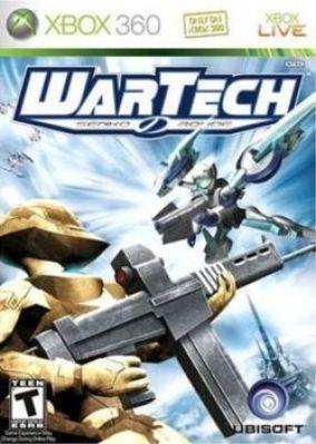 Copertina del gioco Wartech: Senko no Ronde per Xbox 360