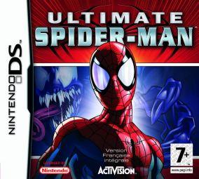 Copertina del gioco Ultimate Spider-Man per Nintendo DS