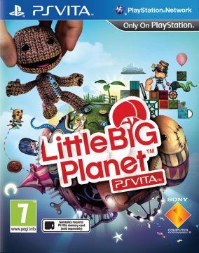 Copertina del gioco LittleBigPlanet per PSVITA