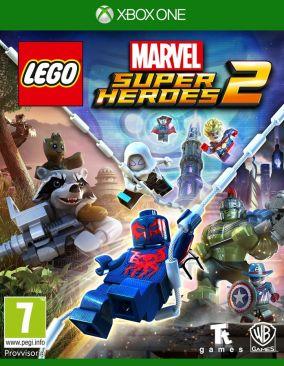 Immagine della copertina del gioco LEGO Marvel Super Heroes 2 per Xbox One