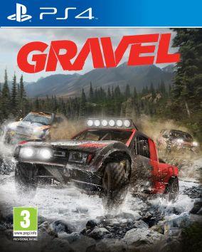 Copertina del gioco Gravel per Playstation 4