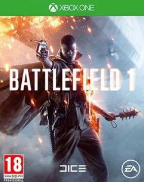 Copertina del gioco Battlefield 1 per Xbox One
