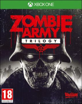 Copertina del gioco Zombie Army Trilogy per Xbox One