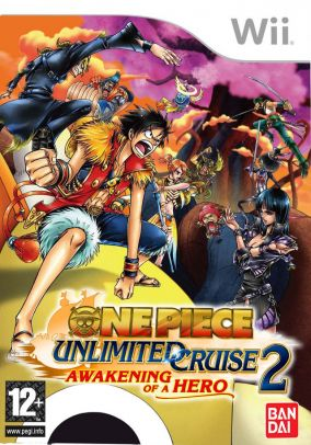 Copertina del gioco One Piece: Unlimited Cruise 2 per Nintendo Wii