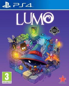 Copertina del gioco LUMO per Playstation 4