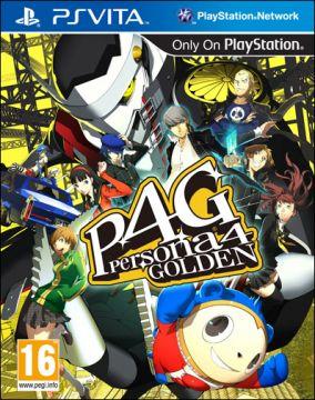 Copertina del gioco Persona 4: Golden per PSVITA