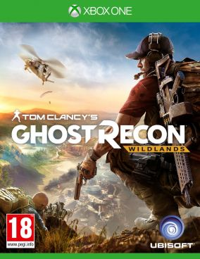 Copertina del gioco Tom Clancy's Ghost Recon Wildlands per Xbox One