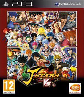 Copertina del gioco J-STARS Victory VS+ per Playstation 3