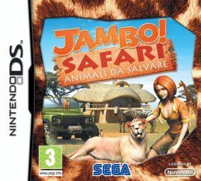 Copertina del gioco Jambo! Safari per Nintendo DS