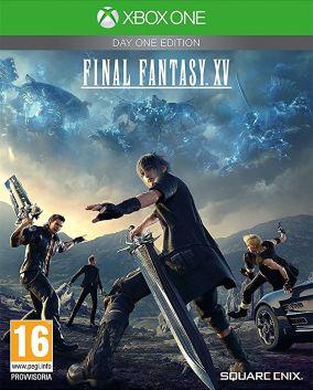Immagine della copertina del gioco Final Fantasy XV per Xbox One