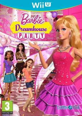 Copertina del gioco Barbie Dreamhouse Party per Nintendo Wii U