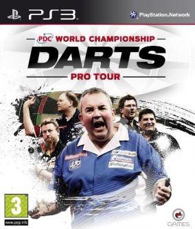 Copertina del gioco PDC World Championship Darts: Pro Tour per Playstation 3