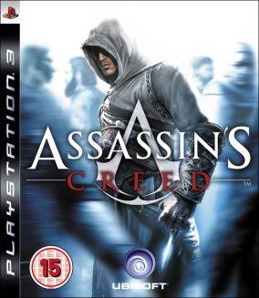 Immagine della copertina del gioco Assassin's Creed per Playstation 3