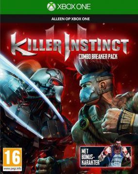 Immagine della copertina del gioco Killer Instinct per Xbox One