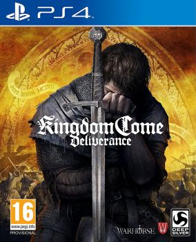 Immagine della copertina del gioco Kingdom Come: Deliverance per Playstation 4