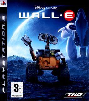 Copertina del gioco WALL-E per Playstation 3