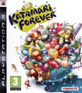 Copertina del gioco Katamari Forever per Playstation 3
