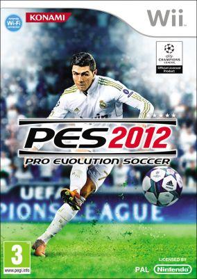 Immagine della copertina del gioco Pro Evolution Soccer 2012 per Nintendo Wii