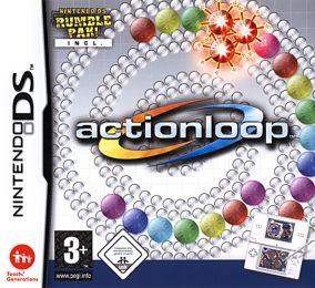 Copertina del gioco Actionloop per Nintendo DS