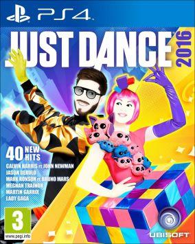 Immagine della copertina del gioco Just Dance 2016 per Playstation 4