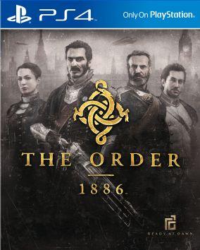 Immagine della copertina del gioco The Order: 1886 per Playstation 4