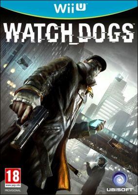 Copertina del gioco Watch Dogs per Nintendo Wii U