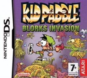Copertina del gioco Kid Paddle - Blorks Invasion per Nintendo DS