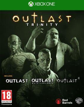 Copertina del gioco Outlast Trinity per Xbox One