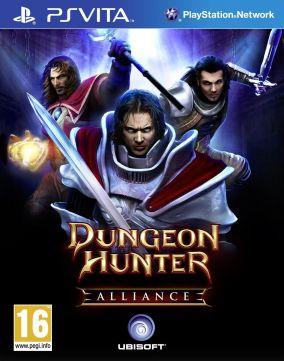 Copertina del gioco Dungeon Hunter Alliance per PSVITA