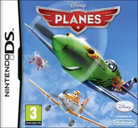 Copertina del gioco Planes per Nintendo DS