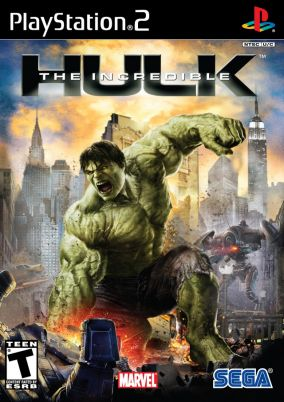 Immagine della copertina del gioco L'Incredibile Hulk per Playstation 2