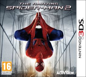Immagine della copertina del gioco The Amazing Spider-Man 2 per Nintendo 3DS